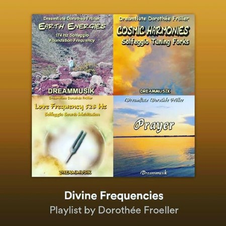 Healing Frequencies - Spotify Playlist