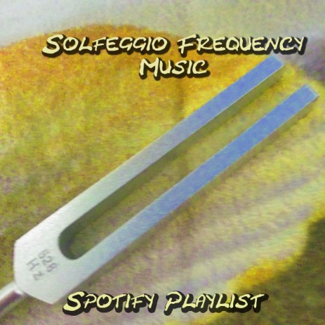 Solfeggio Frequency Music Spotify Playlist